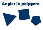 Sum of interior angles in polygons